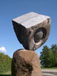 Jon Barlow Hudson : Sculpture