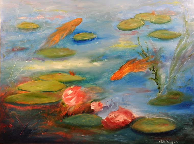 Christine Klinger : Painting, Photography, Sculpture