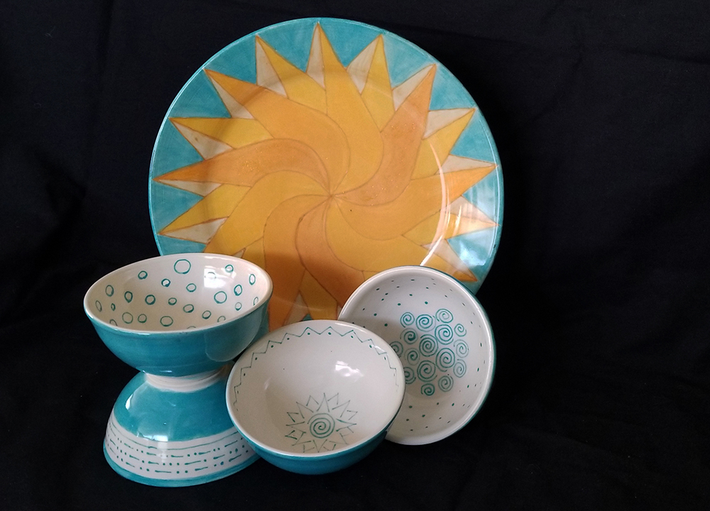 Susan Finster : Ceramics