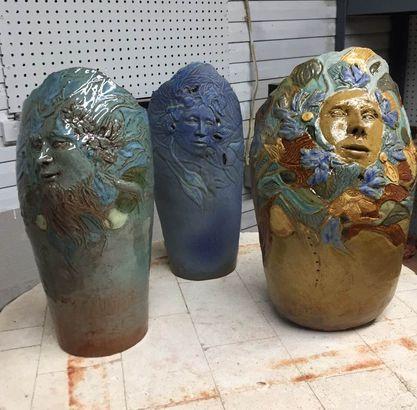 Robert Coates : Ceramics, Sculpture, Illustration/Drawing