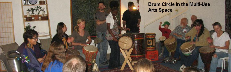 Slider-Drum-Circle