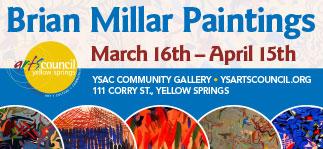Brian Millar Paintings