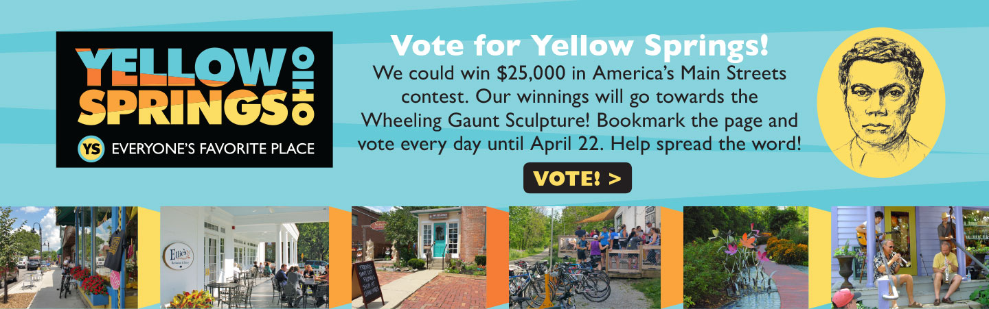 Vote for Yellow Springs!