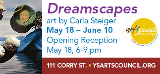 Dreamscapes - Art by Carla Steiger