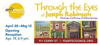 Through the Eyes of Joseph Robinson