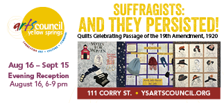 Suffragists: And They Persisted! Quilts Celebrating Passage of the 19th Amendment, 1920